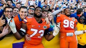 College Football: Florida defeats LSU