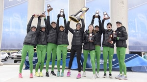 Oregon wins the 2016 DI Women's Cross Country Championship