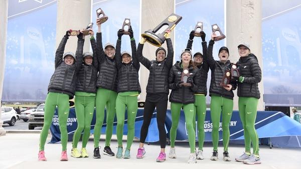 2016 DI Women's Cross Country Championship: Recap