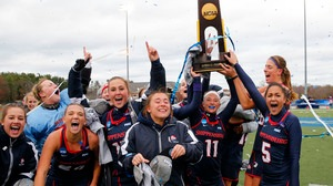Shippensburg wins the 2016 DII Field Hockey Championship
