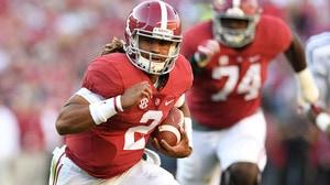 College Football: Hand Him The... Alabama QB Jalen Hurts