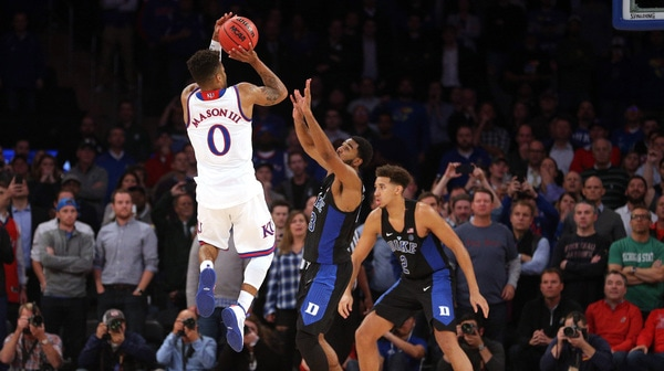 Kansas Basketball: Frank Mason III | Player of the Week