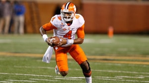 College Football: Hand Him The... Clemson...