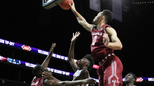 Temple Basketball: Obi Enechionyia | Player of the Week