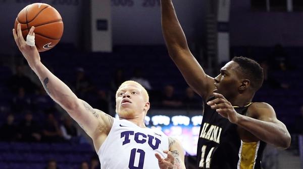TCU Basketball: Jaylen Fisher   Newcomer Spotlight