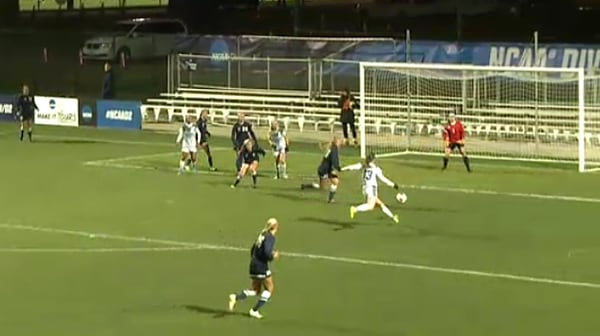 2016 DII Women's Soccer Semifinal Full Replay: Columbus State vs. Grand Valley State
