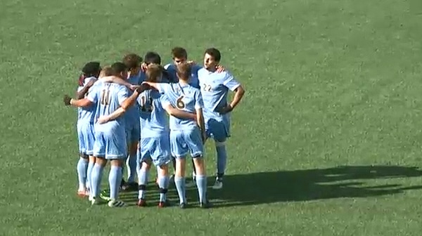 2016 DIII Men's Soccer Semifinal Full Replay: Tufts vs. St. Thomas (MN)