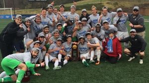 Tufts wins the 2016 DIII Men's Soccer Championship