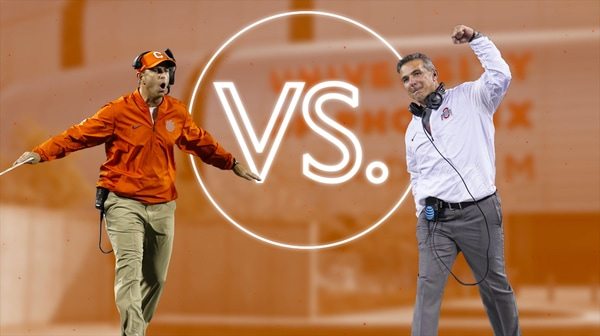 College Football Playoff: Clemson vs. Ohio State | Versus