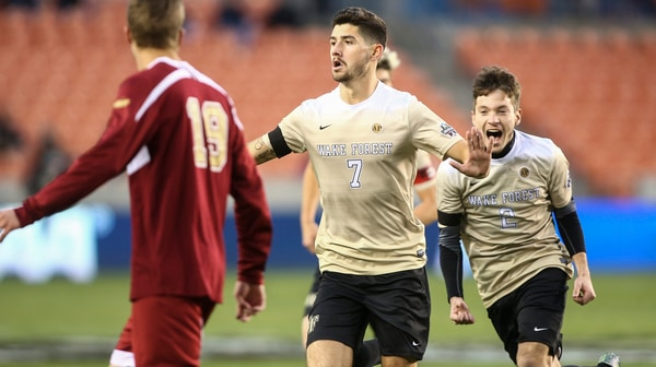 2016 DI Men's Soccer: Wake Forest advances to College Cup Championship