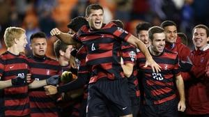 2016 DI Men's Soccer: Stanford narrowly defeats UNC