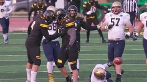 DIII Football: Wisconsin-Oshkosh upends John Carroll