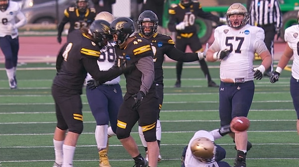 DIII Football: Wisconsin-Oshkosh upends John Carroll
