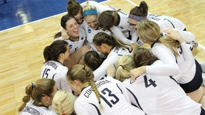 Concordia-St. Paul wins the 2016 DII Women's Volleyball Championship