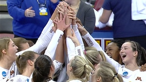 2016 DI Women's Volleyball: Minnesota knocks off UCLA
