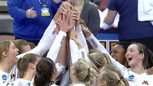 2016 DI Women's Volleyball: Minnesota knocks off UCLA