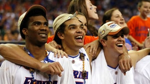 Florida's fab five goes back-to-back