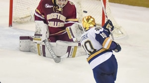 NCAA Hockey: Top Five Plays