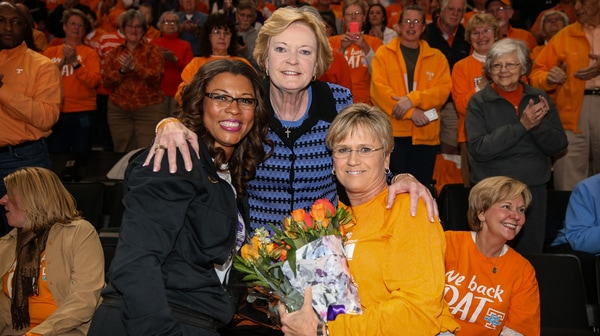 College Basketball: Pat Summitt Coaching Tree | High Five