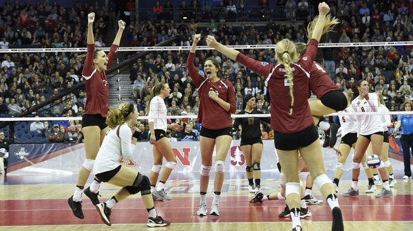 DI Women's Volleyball: Stanford advances to the National Championship