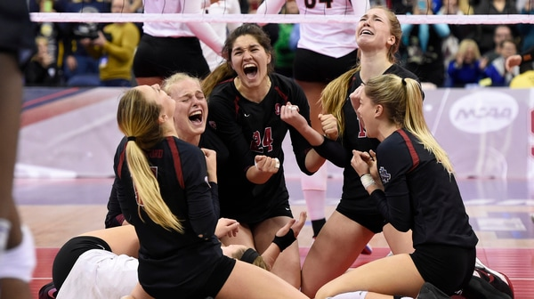 DI Women's Volleyball: Stanford wins the National Championship