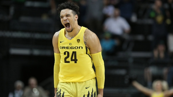 Oregon Basketball: Dillon Brooks | Player of the Week