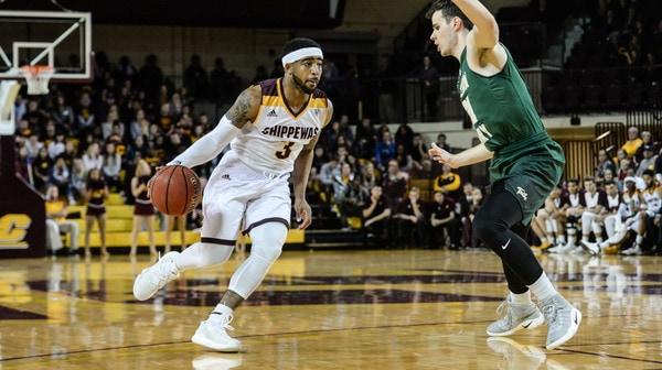 Central Michigan Basketball: Marcus Keene | Newcomer Spotlight