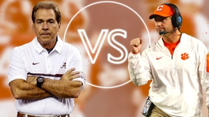 CFP National Championship: Alabama vs...