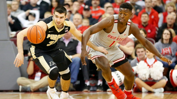 DI Men's Basketball: Purdue defeats Ohio State