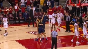 DI Men's Basketball: Cal beats USC
