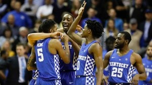 DI Men's Basketball: Kentucky slips past Vanderbilt