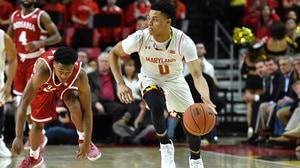 DI Mens Basketball: Maryland beats Indiana