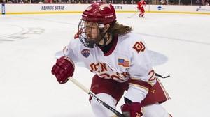 College Hockey: Best Hockey Hair | High Five