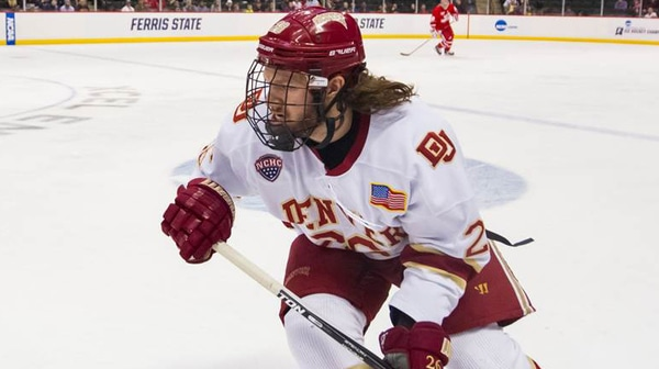 College Hockey: Best Hockey Hair | High Five