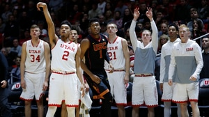 DI Men's Basketball: Utah upsets USC