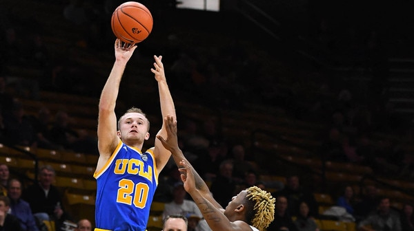 DI Men's Basketball: UCLA defeats Colorado