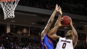DI Men's Basketball: Florida falls to South Carolina