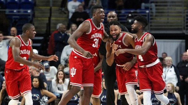 DI Men's Basketball: Indiana escapes with a buzzer beater