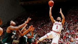 DI Men's Basketball: Indiana beats Michigan State