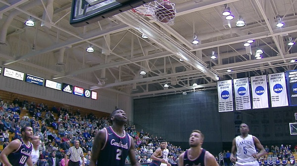 DII Basketball: Grand Valley State sweeps Saginaw Valley
