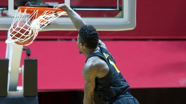 DI Men's Basketball: Oregon escapes Utah 73-67