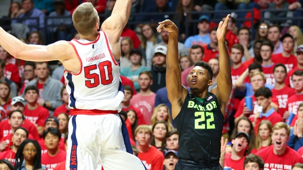 DI Men's Basketball: Baylor comes back to beat Ole Miss