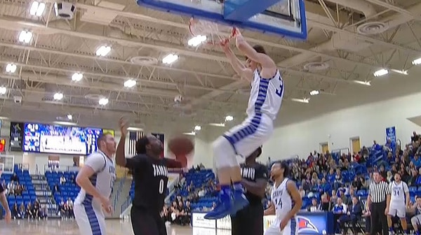 DII Basketball: Lubbock Christian sweeps Texas A&M Int'l