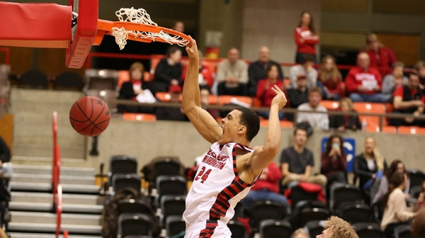 Eastern Washington basketball: Jacob Wiley | Player of the Week