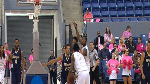 DII Basketball: Lincoln Memorial squares off against Wingate