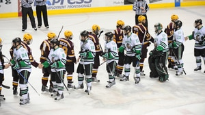 College Hockey: Best Rivalries | High Five