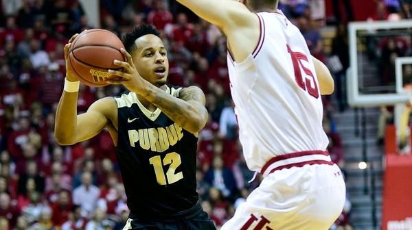 DI Men's Basketball: Purdue beats Indiana