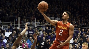 DI Men's Basketball: Maryland brings down Northwestern