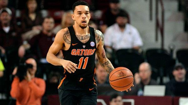DI Men's Basketball: Florida beats Mississippi State