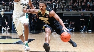 DI Men's Basketball: Purdue dominates Michigan State